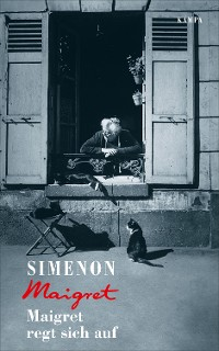Cover Maigret regt sich auf