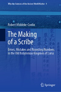 Cover The Making of a Scribe