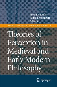 Cover Theories of Perception in Medieval and Early Modern Philosophy