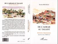 Cover DE L'ADRAR AU TAGANT