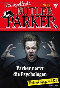 Cover Der exzellente Butler Parker 15 – Kriminalroman
