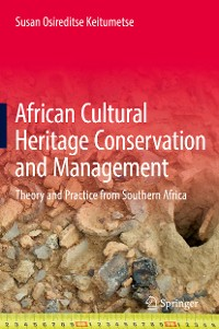 Cover African Cultural Heritage Conservation and Management