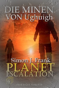Cover Die Minen von Ughuigh (Planet Escalation 6)