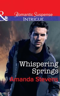 Cover Whispering Springs (Mills & Boon Intrigue)