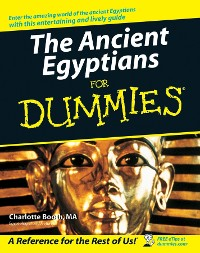Cover The Ancient Egyptians For Dummies