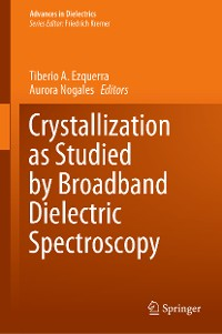 Cover Crystallization as Studied by Broadband Dielectric Spectroscopy