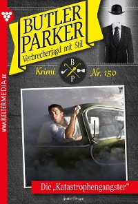 Cover Butler Parker 150 – Kriminalroman