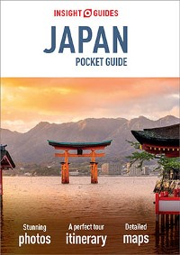 Cover Insight Guides Pocket Japan (Travel Guide Japan)