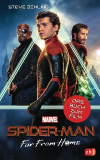 Cover Marvel Spider-Man: Far From Home