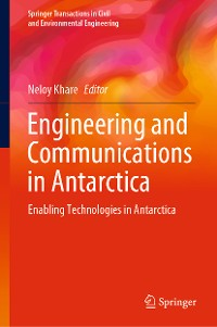 Cover Engineering and Communications in Antarctica