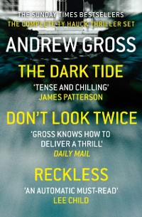 Cover Andrew Gross 3-Book Thriller Collection 1: The Dark Tide, Don't Look Twice, Relentless