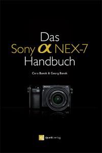 Cover Das Sony Alpha NEX-7 Handbuch
