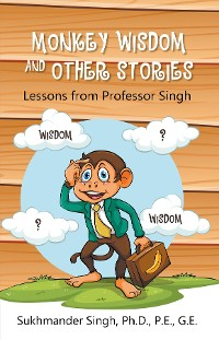 Cover Monkey Wisdom and other Stories