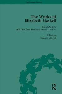 Cover Works of Elizabeth Gaskell, Part I Vol 3