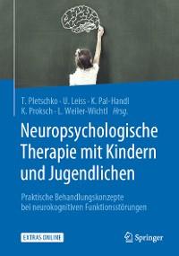 Cover Neuropsychologische Therapie mit Kindern und Jugendlichen
