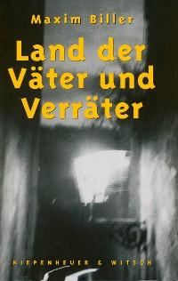 Cover Land der Väter und Verräter