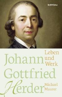 Cover Johann Gottfried Herder