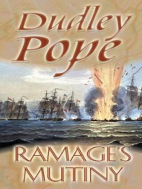 Cover Ramage's Mutiny