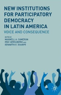 Cover New Institutions for Participatory Democracy in Latin America