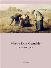Cover Mastro Don Gesualdo