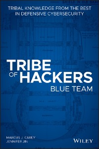 Cover Tribe of Hackers Blue Team