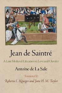 Cover Jean de Saintre
