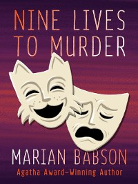 Cover Nine Lives to Murder