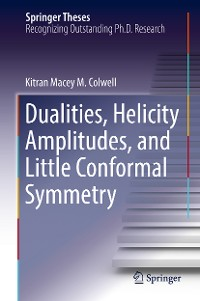 Cover Dualities, Helicity Amplitudes, and Little Conformal Symmetry