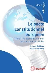 Cover Droit institutionnel de l'Union européenne