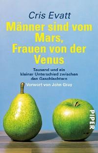 Cover Männer sind vom Mars, Frauen von der Venus