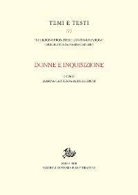 Cover Donne e Inquisizione