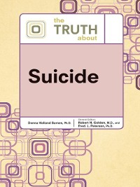 Cover The Truth about Suicide