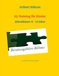 Cover IQ-Training für Kinder