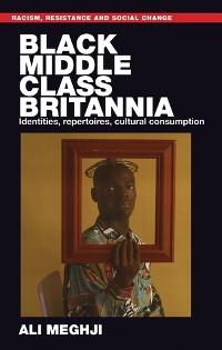 Cover Black middle-class Britannia