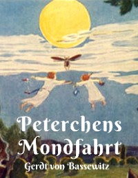 Cover Peterchens Mondfahrt