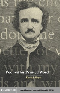 Cover Poe and the Printed Word