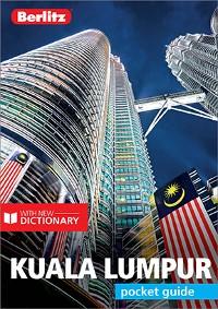 Cover Berlitz Pocket Guide Kuala Lumpur (Travel Guide eBook)