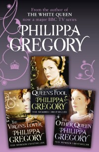 Cover Philippa Gregory 3-Book Tudor Collection 2: The Queen's Fool, The Virgin's Lover, The Other Queen