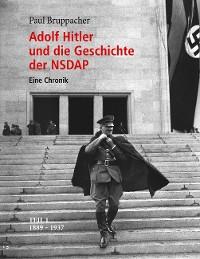 Cover Adolf Hitler und die Geschichte der NSDAP