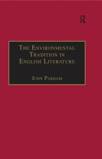 Cover Environmental Tradition in English Literature