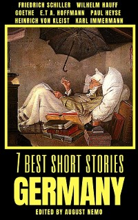 Cover 7 best short stories - Germany