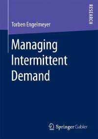 Cover Managing Intermittent Demand
