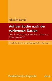 Cover Auf der Suche nach der verlorenen Nation