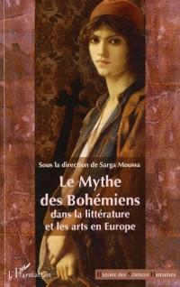 Cover Le mythe des bohemiens dans la litterature et les arts en Europe
