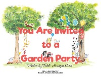 Cover You Are Invited to a Garden Party
