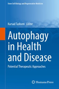 Cover Autophagy in Health and Disease