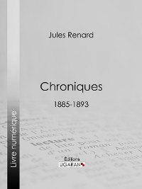 Cover Chroniques 1885-1893
