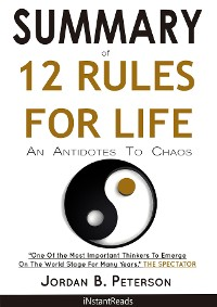 Cover Summary of 12 Rules For Life