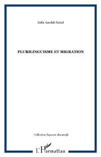 Cover Plurilinguisme et migration