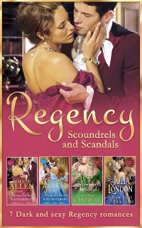 Cover Regency Scoundrels And Scandals (Mills & Boon e-Book Collections)